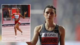 'I'm a long-term hostage for being Russian': World high jump champ Lasitskene lashes out after 400m star Naser escapes ban