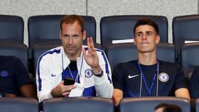 Chelsea include retired 38yo goalkeeping legend Petr Cech in Premier League squad list