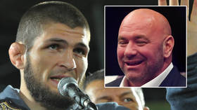 'This thing's trending off the CHARTS': Khabib's UFC return against Gaethje 'on course to OUTSELL fight with McGregor,' says White