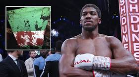 'Horrendous violence and killings': Sports stars including Anthony Joshua react to reports of protestors being shot in Nigeria