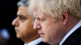 UK PM launches scathing attack on London mayor for 'bankrupting' Transport for London