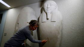 'Satan's throne': Blame heaped on conspiracy theorists as dozens of artworks damaged in shocking Berlin museum attacks