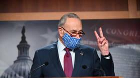 Senate Democrats filibuster Republican Covid-19 relief, insist on multi-trillion-dollar House bill