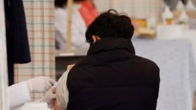 South Korean's medical association urges govt to suspend flu shot program after 25 people die following jab