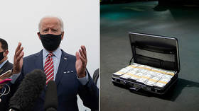 Wayne Dupree: If Biden wins,11.5m illegal immigrants will get an amnesty, causing a huge surge in the numbers crossing the border