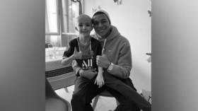 'My little angel': PSG star Kylian Mbappe pays tribute to 8yo fan who died less than a week after dedicating celebration to him