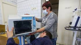 Russian ventilator manufacturer fined following scrutiny over two hospital fires, same equipment was exported to US in April