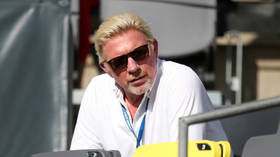 Bankrupt Boris: Tennis ace Becker accused of 'hiding trophies' during bankruptcy proceedings