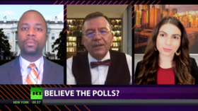 CrossTalk, QUARANTINE EDITION: Believe the polls?