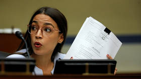 Peak 'faux outrage'? AOC berates Republicans for using nicknames when addressing female colleagues… even though she does the same