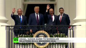 Israel, Sudan agree to normalize relations