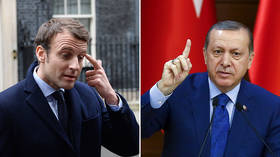 Erdogan says Macron needs 'mental health treatment' and doesn't understand freedom of religion