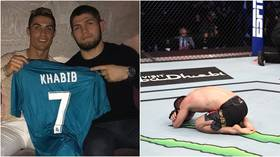 Cristiano Ronaldo shares emotional message for 'brother' Khabib after retirement news following victory at UFC 254