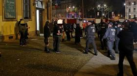 Party pooper: Police in Berlin breaks up FETISH party for 600 guests amid widening coronavirus crackdown on nightlife