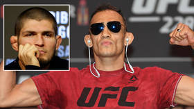 'See you soon, FATHEAD': Desperate Khabib rivals Diaz & Ferguson claim UFC champ has NOT retired for good, question perfect record