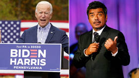"""Four more years of... George"" Bush or Lopez? Liberals and conservatives clash over who Biden referred to in suspected gaffe"