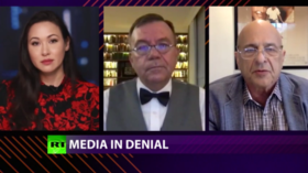 CrossTalk, QUARANTINE EDITION: Media in denial
