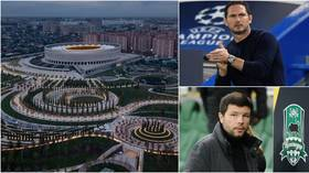 Krasnodar vs Chelsea: Depleted hosts aim for shock on historic Champions League night as Lampard's men arrive in southern Russia