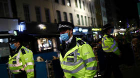UK regional police chief says cops will INTERVENE if family Christmas celebrations break Covid rules, angering Britons