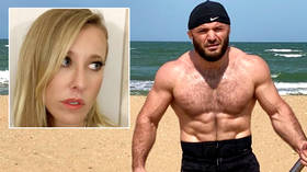 'You smell of sh*t': MMA star Ismailov SAVAGES ex-Russian presidential hopeful Sobchak in row over Macron Islam comments