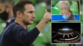 'Don Abramovich in the house!' Billionaire Chelsea owner makes rare appearance to watch Champions League clash vs Krasnodar