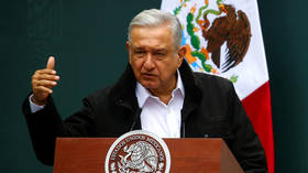 Mexican president blasts European leaders for 'authoritarian urge' over harsh Covid-19 lockdowns