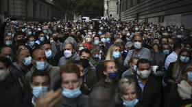 No end in sight? French health minister doesn't rule out third wave of Covid-19