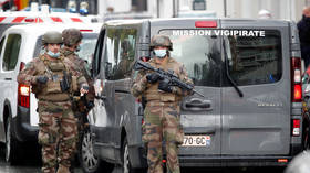 Fresh tragedy averted: Lyon's district mayor hails police who arrested man with 'LONG KNIFE' after suspected terror attack in Nice
