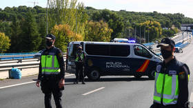 Covid-hit Catalonia closes regional border for 2 weeks, introduces municipal confinement over weekends