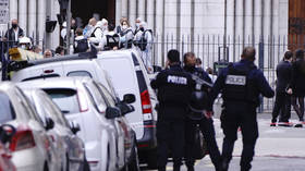 Police take down Nice church attacker in hail of bullets (VIDEO)