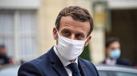 Emmanuel Macron is selling out French sovereignty to the EU with a second total lockdown