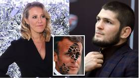 'Don't you think it could incite violence?': Ex-presidential candidate Sobchak takes aim at Khabib over anti-Macron message