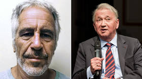 Epstein sleaze empire fallout continues as head of International Peace Institute resigns over dealings with pedophile