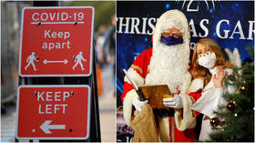 UK to lock down NEXT WEEK to 'save Christmas' as SAGE warns of Covid-19 'worst-case scenario' – reports