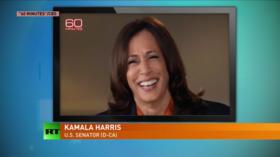 Kamala's lying laugh