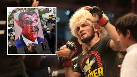 'Enemies of Islam': Khabib lashes out again in freedom of speech row after attacking French leader Macron