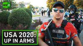 USA 2020: Up in arms