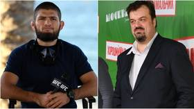 'I won't support him anymore': Top Russian sports commentator reacts after Khabib issues anti-Macron polemic