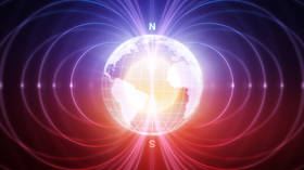 When North became South: Precise record of Earth's last magnetic pole SWITCH created as fresh flip now long overdue