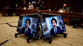 Canadian opposition aghast as Trudeau responds to violence over Mohammed cartoons by saying freedom of expression must have LIMITS