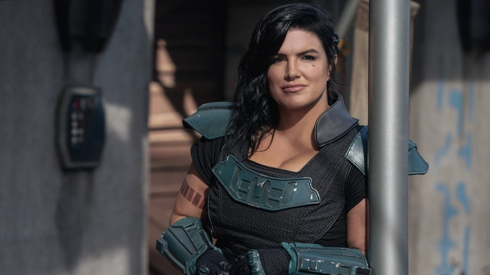 'You can't sit with us' – The Woke Mean Girls come for Mandalorian star Gina Carano over her election concerns