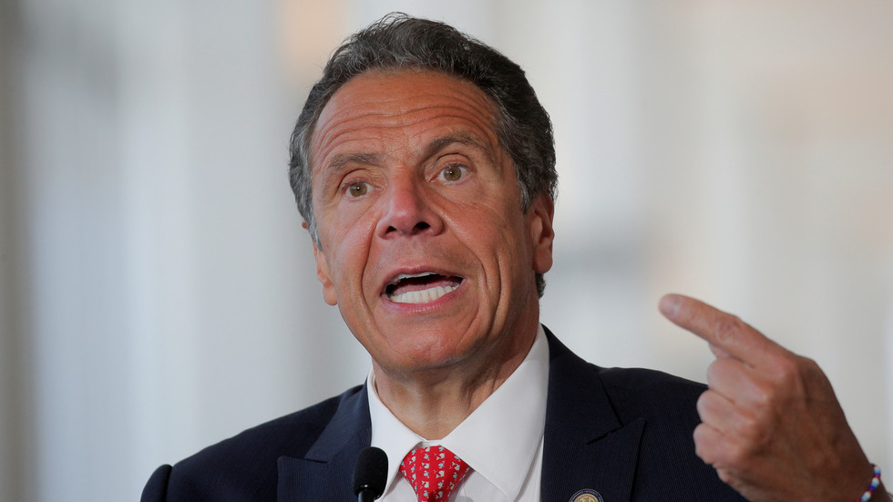 'If I wasn't Governor of New York, I would've decked Trump' – Cuomo
