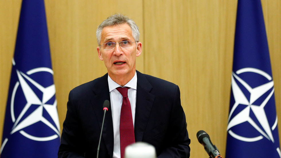 'Safer world?' Stoltenberg calls on international community to get rid of nukes, says NATO members should keep theirs for now