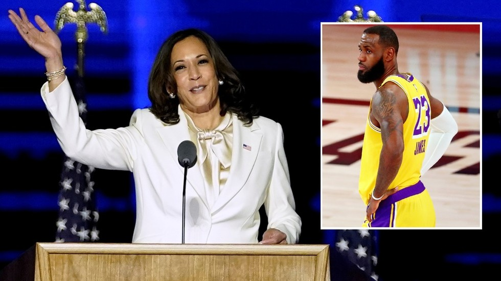 'I see you're on top of the urgent work': Kamala Harris hammered for using Senate resolutions to congratulate Lakers & Dodgers