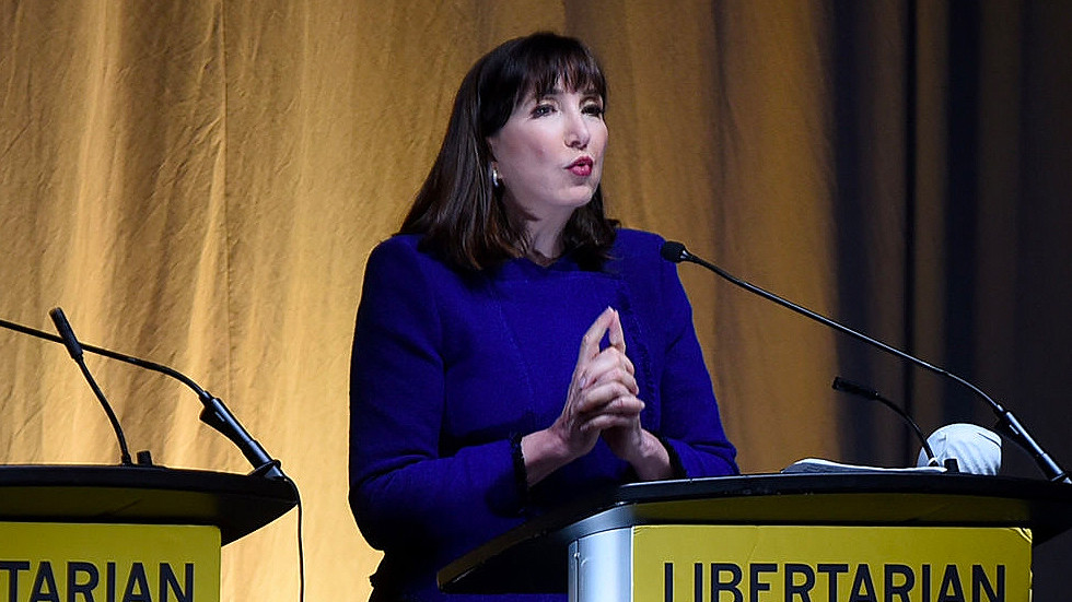 'It's Donald Trump's fault he lost, not mine' - Libertarian Party leader Jo Jorgensen tells irate Americans