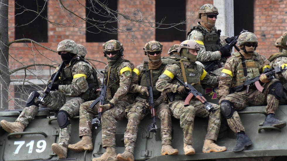 Ukrainian special forces reportedly practice RECAPTURE of Crimea, 6 years after peninsula rejoined Russia