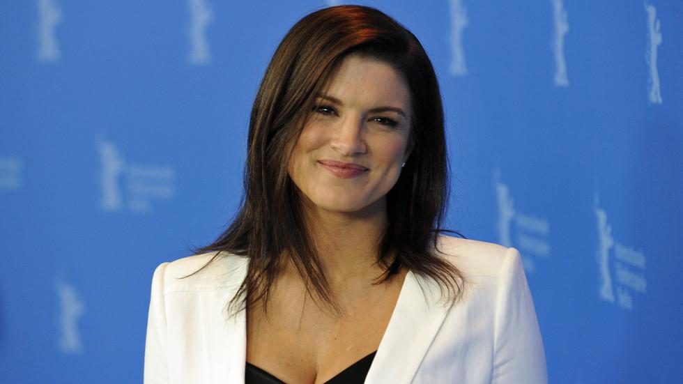Sharing political opinions now 'irresponsible': Woke mob demands Disney sack Gina Carano after 'Mandalorian' star mocks Democrats