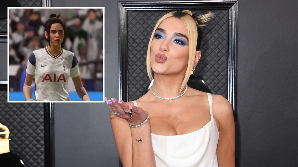 Feminists infuriated but gay gamers rejoice at Dua Lipa as FIFA's cheap attempt to sell sex takes unexpected turn