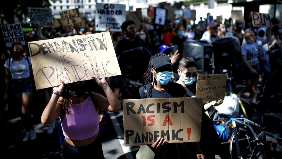 More than half of UK adults say Black Lives Matter movement INCREASED racial tensions – poll