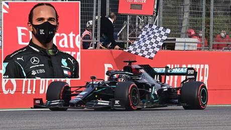 Uncertain future: Formula 1 world champion Lewis Hamilton